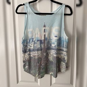 PARIS WILDFOX TANK